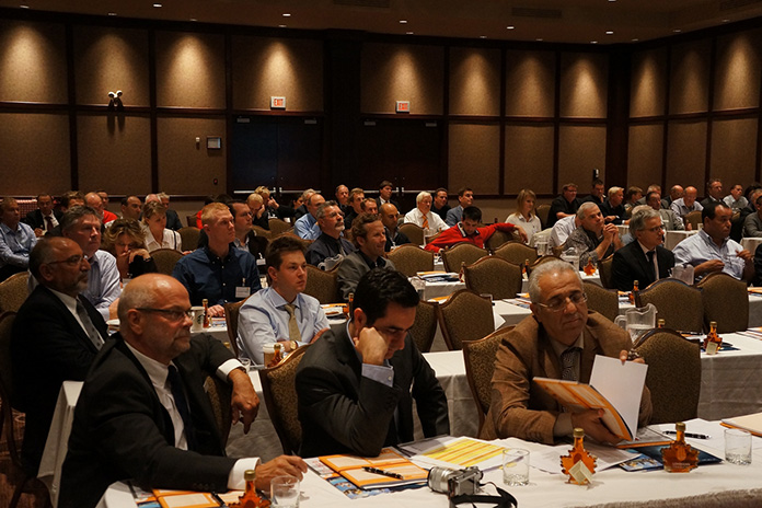 The 52nd Lohmann Tierzucht Franchise Distributors Meeting Canada