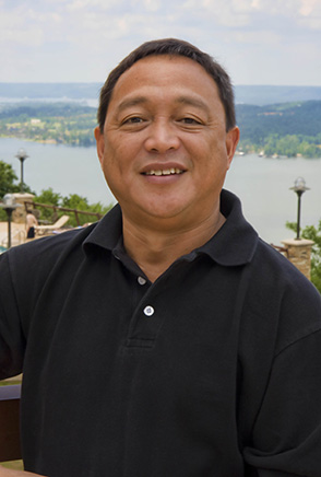 Dr. Esmi San Pedro, Aviagen Asia's new Commercial Vice President for Indian River