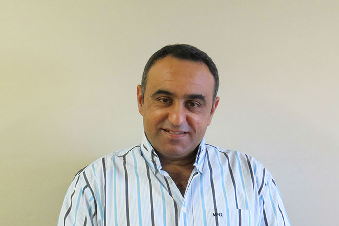 Khalil Nassar, the new International Commercial Manager for Arbor Acres for Middle East and Africa
