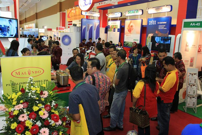 indo livestock 2018 the 13th international livestock feed fisheries industry show will open its doors to industry professionals and trade visitor again