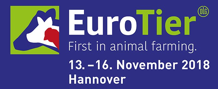 Welcome to EuroTier 2018, the world's leading trade fair